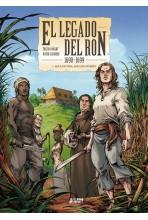 EL LEGADO DEL RON 01: AGUA...