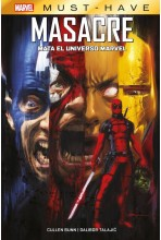 MARVEL MUST-HAVE: MASACRE:...