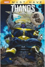 MARVEL MUST-HAVE: THANOS:...