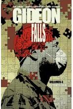 GIDEON FALLS 04: EL PENTÁCULO