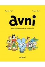 AVNI 01: ANIMAL...
