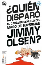 JIMMY OLSEN: EL AMIGO DE...