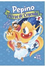 PEPINO: HÉROE DE LEYENDA...