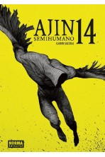 AJIN (SEMIHUMANO) 14