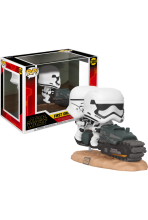 STAR WARS FUNKO POP! FIRST...