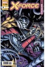 X-FORCE 13 / NUEVA X-FORCE 08