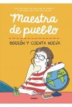 MAESTRA DE PUEBLO: BORRÓN Y...