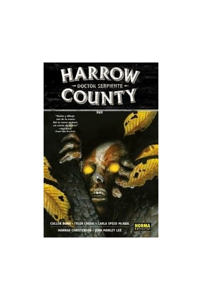 HARROW COUNTY 03: DOCTOR SERPIENTE