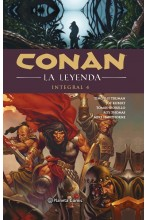 CONAN LA LEYENDA 04 (DE 04)...