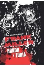 FRANK MILLER HONOR Y FURIA