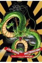 ¡LUZ, FUEGO, DESTRUCCION!...