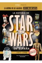 LA HISTORIA DE STAR WARS EN...