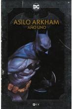 ASILO ARKHAM AÑO UNO