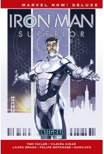 IRON MAN SUPERIOR (INTEGRAL)