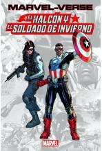 MARVEL-VERSE: EL HALCÓN Y...