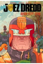 JUEZ DREDD: MEGA-CITY ZERO 02