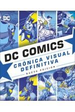 DC COMICS CRÓNICA VISUAL...