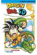 DRAGON BALL SD 01