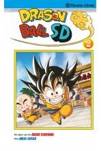 DRAGON BALL SD 02
