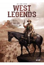 WEST LEGENDS 02: BILLY THE KID