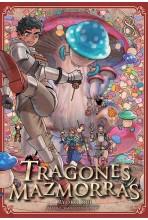 TRAGONES Y MAZMORRAS 08