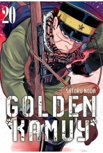 GOLDEN KAMUY 20
