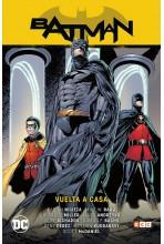 BATMAN Y ROBIN 05: VUELTA A...