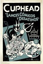 CUPHEAD 01: LANCES CÓSMICOS...