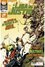 LIGA DE LA JUSTICIA 107/29