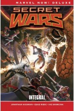 SECRET WARS DELUXE MARVEL...
