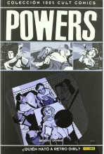POWERS 01: ¿QUIÉN MATÓ A...