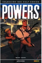 POWERS 08: LEYENDAS