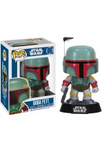 STAR WARS FUNKO POP! BOBA FETT