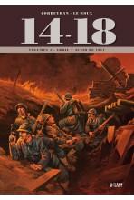 14-18 (ABRIL Y JUNIO DE 1917)