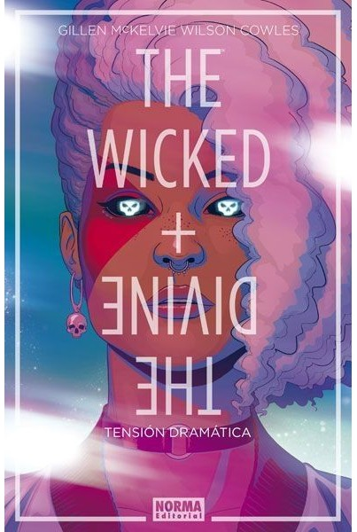 THE WICKED + THE DIVINE 04: TENSIÓN DRAMÁTICA