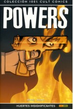 POWERS 03: MUERTES...