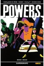 POWERS 04: SUPERGRUPO