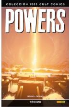 POWERS: CÓSMICOS