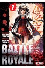 BATTLE ROYALE 07 (DELUXE)