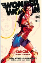 WONDER WOMAN: SANGRE (LA...