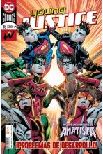 copy of YOUNG JUSTICE 18
