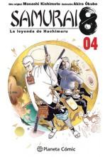 SAMURAI 8 04: LA LEYENDA DE...