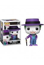 DC FUNKO POP! JOKER (WITH HAT)