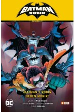 BATMAN Y ROBIN 06: ¡BATMAN...