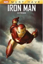 MARVEL MUST-HAVE: IRON MAN:...