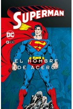 SUPERMAN EL HOMBRE DE ACERO...