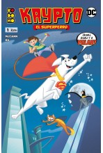 KRYPTO EL SUPERPERRO 01(DE 6)