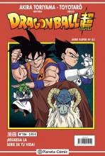 DRAGON BALL SUPER 45: SERIE...