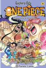 ONE PIECE 94: EL OTRORA...