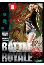 BATTLE ROYALE 08 (DELUXE)